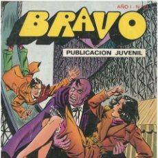 BDs: COLECCION BRAVO Nº 22. INSPECTOR DAN Nº 11. C-38.. Lote 189894066