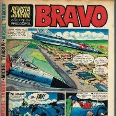 Tebeos: REVISTA BRAVO Nº 32 - BRUGUERA 1968 - ULTIMOS NUMEROS - MUY DIFICIL - BIEN CONSERVADA. Lote 189963158