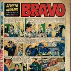 Tebeos: REVISTA BRAVO Nº 33 - BRUGUERA 1968 - ULTIMOS NUMEROS - MUY DIFICIL - BIEN CONSERVADA. Lote 189963240