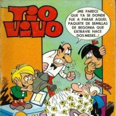 Tebeos: TIO VIVO EXTRA DE PRIMAVERA BRUGUERA 1970 - BIEN CONSERVADA. Lote 189963898