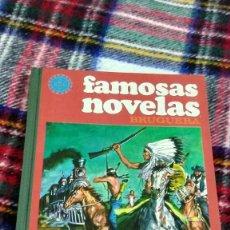 Tebeos: FAMOSAS NOVELAS. VOLUMEN VII. EDITORIAL BRUGUERA. 1981.. Lote 190046525
