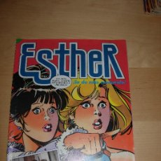 Tebeos: ESTHER Nº 46 1983 CONTIENE POSTER DE MARFIL. Lote 190062596