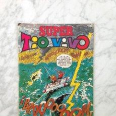 Tebeos: SUPER TIO VIVO - Nº 34 - ED. BRUGUERA - 1975. Lote 190318700