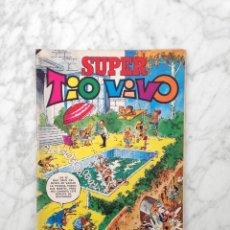 Tebeos: SUPER TIO VIVO - Nº 35 - ED. BRUGUERA - 1975. Lote 190319105