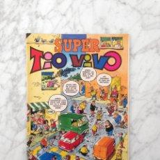 Tebeos: SUPER TIO VIVO - Nº 36 - ED. BRUGUERA - 1975. Lote 190319757