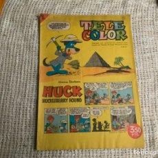 Livros de Banda Desenhada: TELE COLOR Nº 70 - ED. BRUGUERA AÑOS 60. Lote 190366688