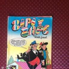 Tebeos: ZIPI Y ZAPE AÑO I Nº 45 BUEN ESTADO. Lote 190372405