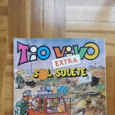 Tebeos: TIO VIVO EXTRA. SOL SOLETE. Nº 61. 1984. SACARINO. KING - PUNCH!. LAS HERMANAS GILDA. LA PANDA. Lote 190394552