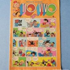 Tebeos: TIO VIVO - Nº 665 . Lote 190432450