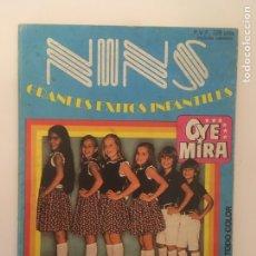 Tebeos: OYE MIRA - NINS - 1981 - DE BRUGUETA. Lote 190487310