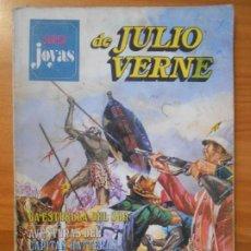Livros de Banda Desenhada: SUPER JOYAS Nº 26 - JULIO VERNE - EDITORIAL BRUGUERA - LEER DESCRIPCION (FH). Lote 190513033