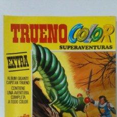 Tebeos: CAPITAN TRUENO. TRUENO COLOR SUPERAVENTURAS TERCERA EPOCA Nº 12 EXTRAÑO PROYECTIL (2). Lote 190527363