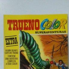 Tebeos: CAPITAN TRUENO. TRUENO COLOR SUPERAVENTURAS TERCERA EPOCA Nº 12 EXTRAÑO PROYECTIL (3). Lote 190527472