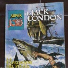 Tebeos: SUPER JOYAS DE JACK LONDON Nº 54. EDITORIAL BRUGUERA. Lote 190566798