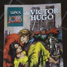 Tebeos: SUPER JOYAS DE VICTOR HUGO Nº 55. EDITORIAL BRUGUERA. Lote 190566881