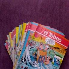 Tebeos: EL TEBEO LOTE EDICIONES B. Lote 190582442