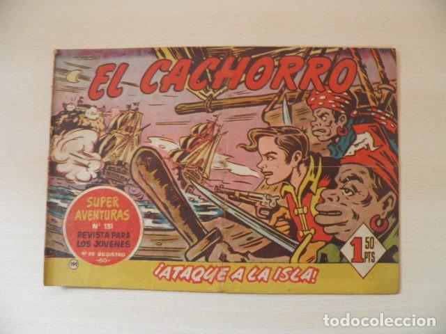 TEBEO DE EL CACHORRO (Tebeos y Comics - Bruguera - El Cachorro)