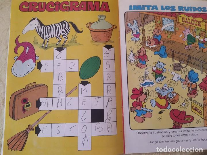 Tebeos: Revista Infantil Cole Cole núm. 5 Año 1983 Editorial Bruguera - Foto 2 - 190596880