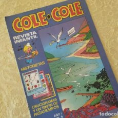 Tebeos: REVISTA INFANTIL COLE COLE NÚM 9, AÑO 1983 EDITORIAL BRUGUERA. Lote 190597122