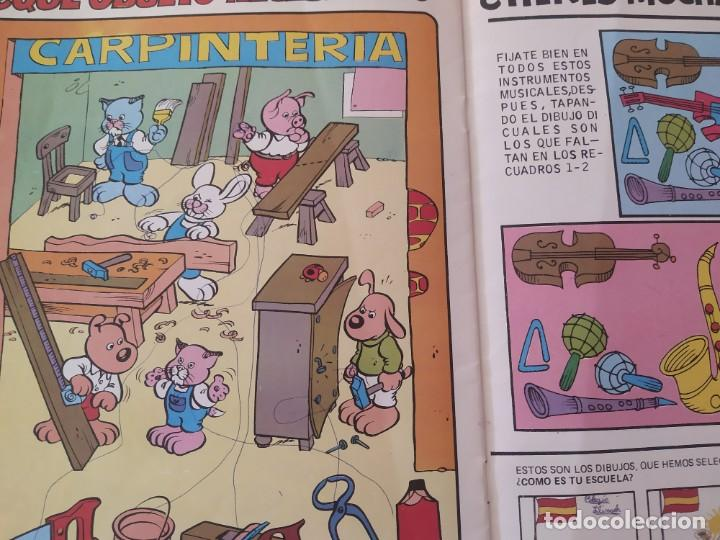 Tebeos: Revista Infantil Cole Cole núm 10, Año 1983 Editorial Bruguera http - Foto 2 - 190597195