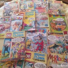 BDs: LOTE DE 16 COMICS, MORTADELO, SUPER MORTADELO, MORTADELO Y FILEMON.. Lote 190602827