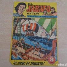 Tebeos: EL JABATO EXTRA Nº 22. AÑO I. EL SIGNO DE TARANTA. EDITA BRUGUERA 1973. MUY BUEN ESTADO. Lote 190624171