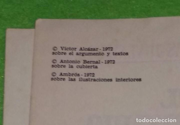 Tebeos: JOYAS LITERARIAS JUVENILES - EL CORSARIO DE HIERRO - EL PRISIONERO DE ARGEL Nº19 - 1972 - VER FOTOS - Foto 4 - 190637213