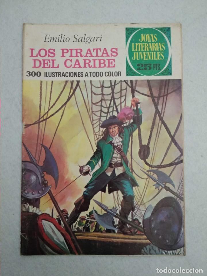 Tebeos: LOTE DE 14 JOYAS LITERARIAS JUVENILES TODOS DE EMILIO SALGARI - VER TODAS LAS FOTOS - Foto 8 - 190758951