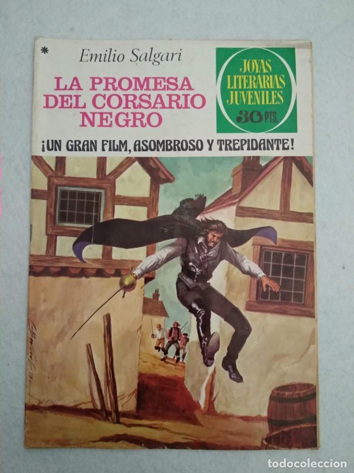 Tebeos: LOTE DE 14 JOYAS LITERARIAS JUVENILES TODOS DE EMILIO SALGARI - VER TODAS LAS FOTOS - Foto 10 - 190758951