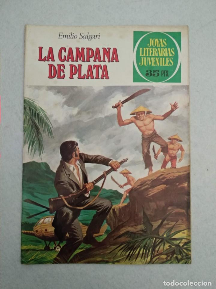 Tebeos: LOTE DE 14 JOYAS LITERARIAS JUVENILES TODOS DE EMILIO SALGARI - VER TODAS LAS FOTOS - Foto 16 - 190758951