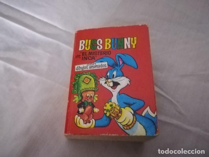 ANTIGUO NINI TEBEO BUGS BONNY EL MISTERIO INCA NINI INFANCIA Nº1 AÑOS 70 (Tebeos y Comics - Bruguera - Otros)