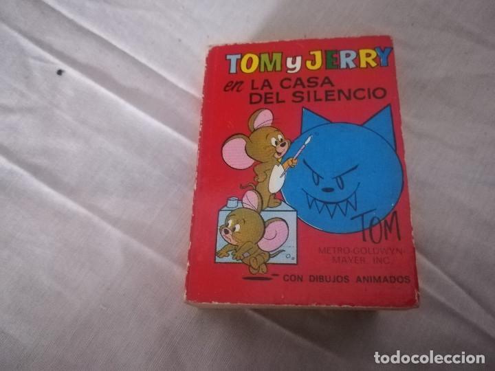 ANTIGUO NINI TEBEO TOM Y JERRY EN LA CASA DEL SILENCIO NINI INFANCIA Nº71 AÑOS 70 (Tebeos y Comics - Bruguera - Otros)
