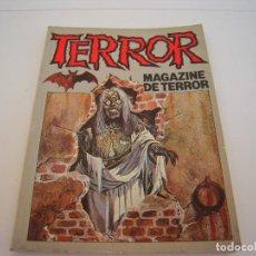 Giornalini: TERROR MAGAZINE DE TERROR TOMO CON 3 Nº. Lote 190912456