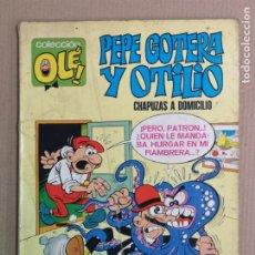 Tebeos: OLE N°1 PEPE GOTERA Y OTILIO 1°EDICION. Lote 190984643