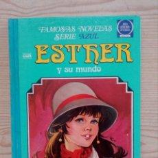 Tebeos: ESTHER Y SU MUNDO - FAMOSAS NOVELAS NUMERO 8 - 1983. Lote 191016415