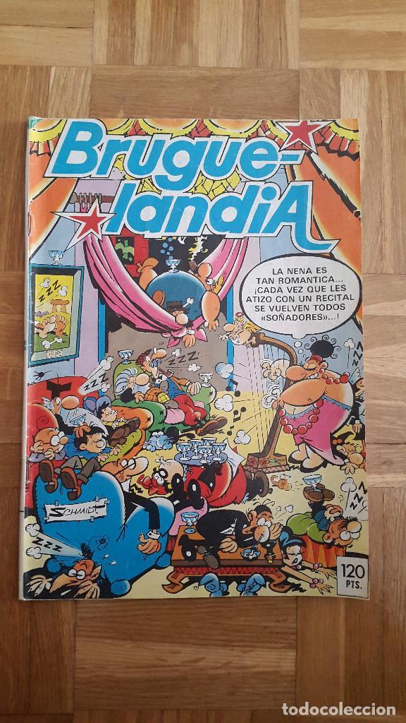 BRUGUELANDIA Nº 26. BRUGUERA 1983. MARTZ-SCHMIDT. 120 PTS - VER FOTOS ADICIONALES (Tebeos y Comics - Bruguera - Otros)