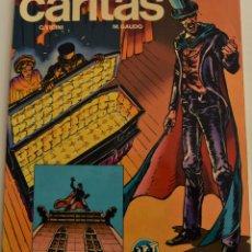 Tebeos: CARITAS Nº 2 - C. VICINI - M. GAUDO - JET BRUGUERA - 1º EDICIÓN 1983. Lote 191059056