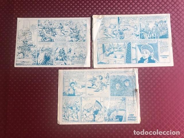 Tebeos: EL COSACO VERDE ORIGINAL Nº 2 ,3 Y 4 - Foto 2 - 191117045