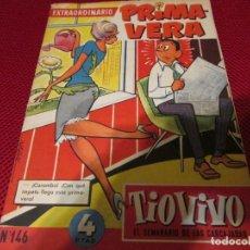 Tebeos: TIO VIVO EXTRAORDINARIO PRIMAVERA Nº 146. Lote 191119365