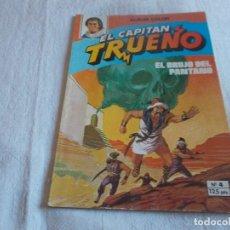Tebeos: EL CAPITAN TRUENO ALBUM COLOR Nº 4 EL BRUJO DEL PANTANO . Lote 191144957