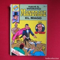 Tebeos: LOTE 6 COMICS POCKET DE ASES. BRUGUERA CONAN, EL PRINCIPE VALIENTE, FLASH GORDON, LOS DEFENSORES. Lote 191167541