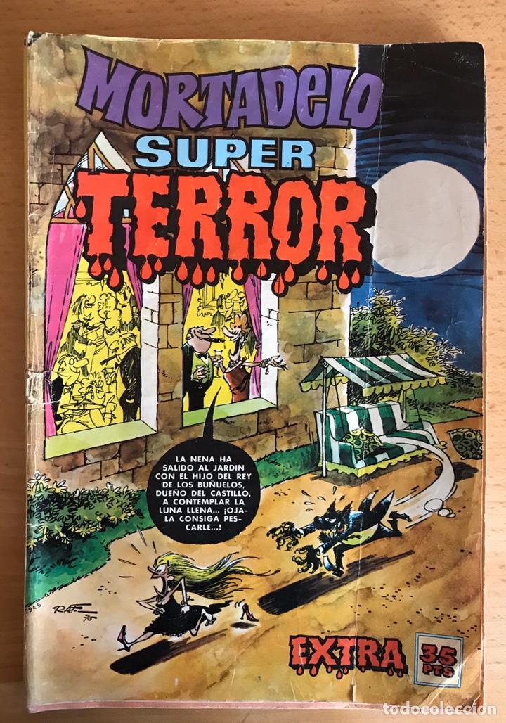 MORTADELO SUPER TERROR N•2 (Tebeos y Comics - Bruguera - Mortadelo)