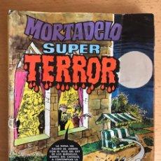 Tebeos: MORTADELO SUPER TERROR N•2. Lote 191201451