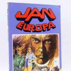 Tebeos: JAN EUROPA SELECCIÓN 1. RETAPADO NºS 1 2 3 4 5 (EDMOND) BRUGUERA, 1984. COMICS BRUGUERA. OFRT. Lote 223053397