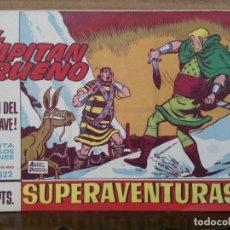 Tebeos: CAPITÁN TRUENO (ORIGINAL) - Nº 522 - ED. BRUGUERA. Lote 191243431