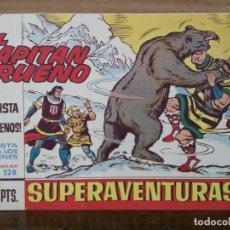 Tebeos: CAPITÁN TRUENO (ORIGINAL) - Nº 528 - ED. BRUGUERA. Lote 191243748