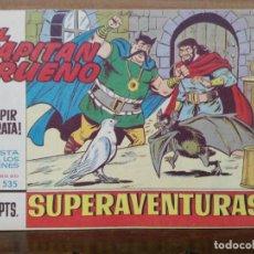 Tebeos: CAPITÁN TRUENO (ORIGINAL) - Nº 535 - ED. BRUGUERA. Lote 191244052