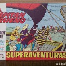 Tebeos: CAPITÁN TRUENO (ORIGINAL) - Nº 536 - ED. BRUGUERA. Lote 191244100