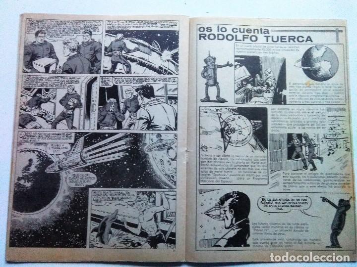 Tebeos: CAPITAN TRUENO EXTRA VACACIONES 1964 ORIGINAL BRUGUERA AMBROS - Foto 8 - 191277830