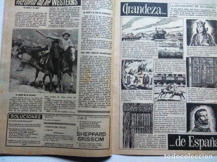 Tebeos: CAPITAN TRUENO EXTRA VACACIONES 1964 ORIGINAL BRUGUERA AMBROS - Foto 12 - 191277830